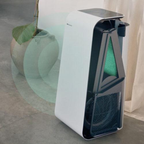 Purificateur d'air - Healthprotect 7770i - Qualité de l'air purificateur - Neutralise virus et bactéries - Pollution intérieur - Air intérieur plus pollué que l'air extérieur